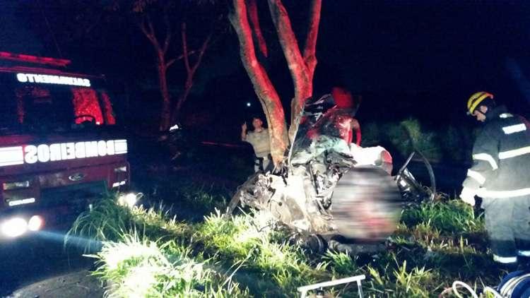 Perseguição policial acaba na morte de três suspeitos na GO-010, em Senador Canedo