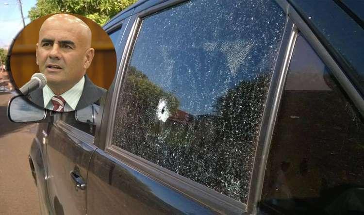Deputado Paulo Cézar sofre tentativa de homicídio em Quirinópolis