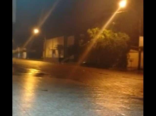 Bandidos fortemente armados tocam o terror na cidade de São Miguel do Araguaia