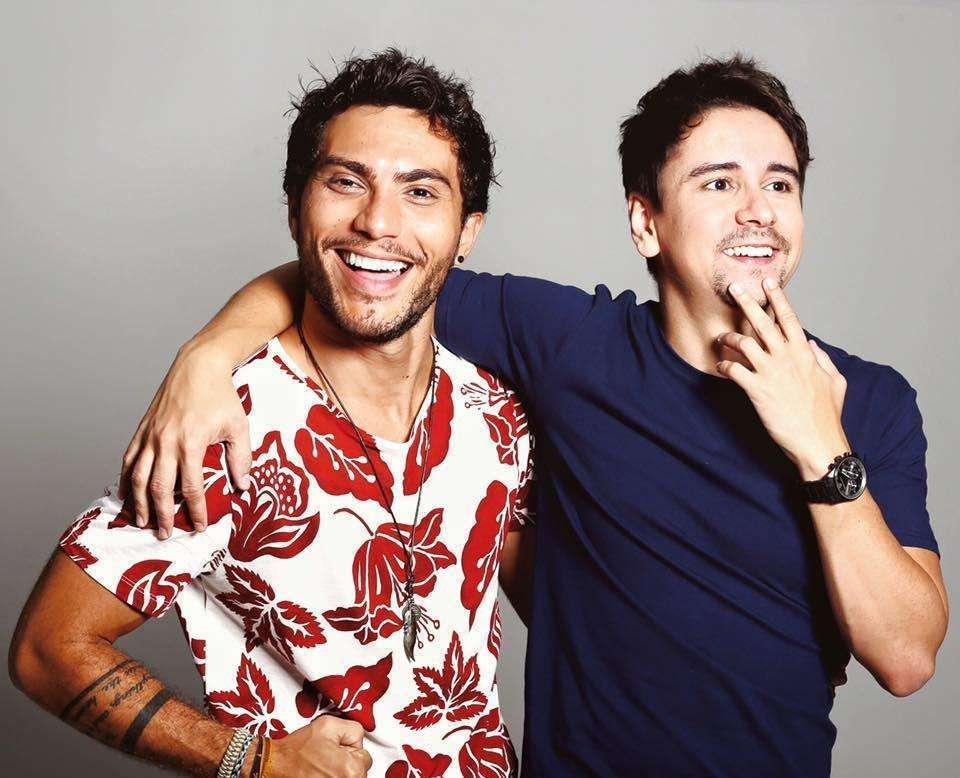 Bruninho & Davi são atração de sexta no Oscar Niemeyer