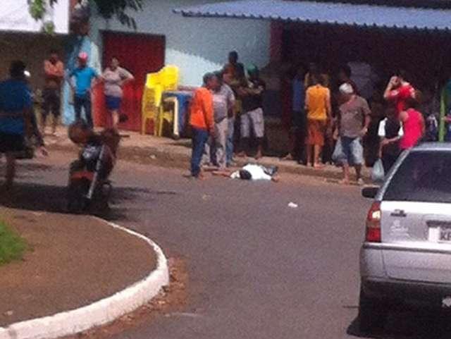 Jovem de 16 anos é morto a tiros em rua do Jardim Olímpico, em Aparecida
