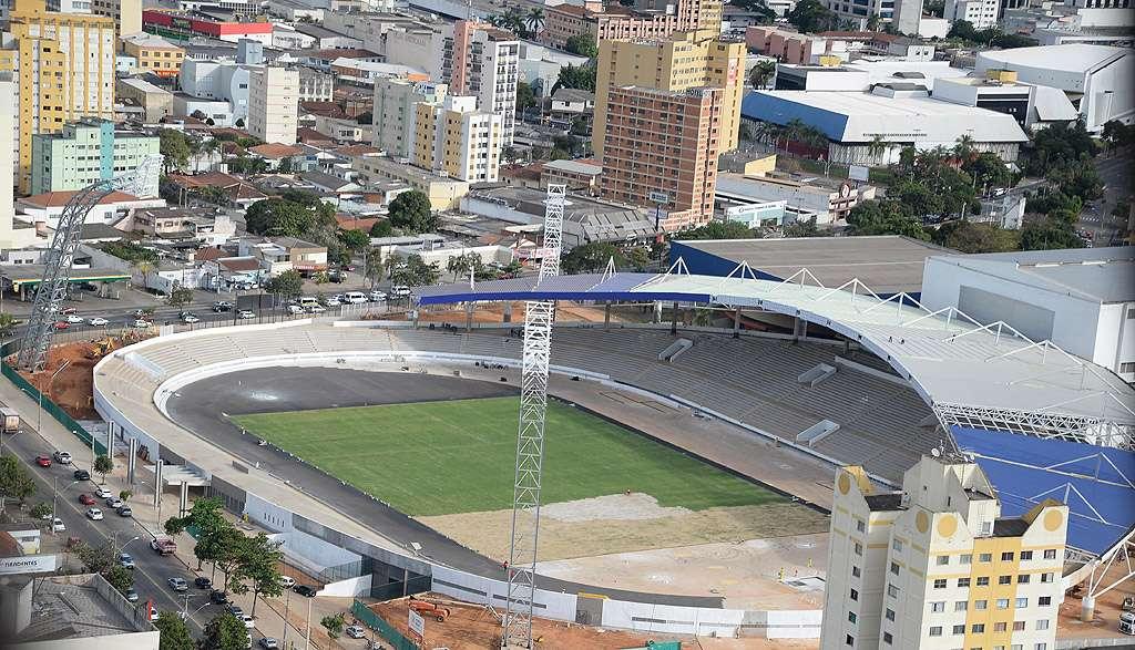 Goiás terá 10 grandes obras em 2015