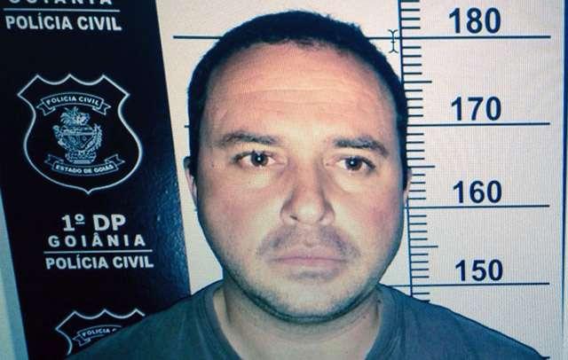 Preso ladrão especializado em assaltar clínicas, em Goiânia