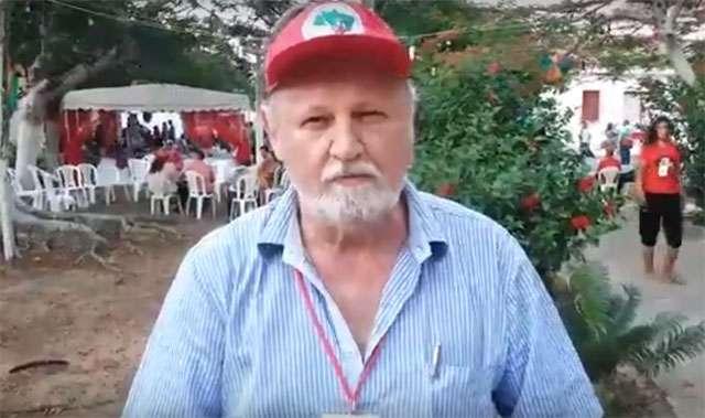 Líder do MST defende invasão de escolas em Goiás e insufla jovens a ocupar unidades