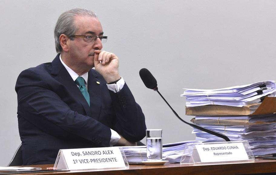 Conselho de Ética inicia sessão que vai decidir cassação de Eduardo Cunha