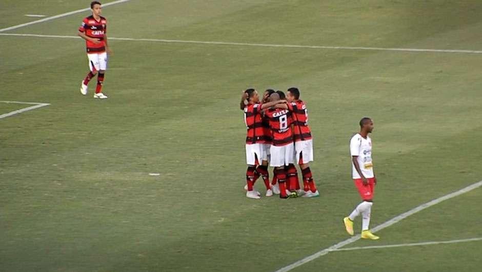 Anapolina perde para o Atlético no Serra Dourada e cai para a divisão de acesso