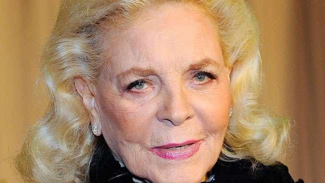 Morre a atriz Lauren Bacall aos 89 anos