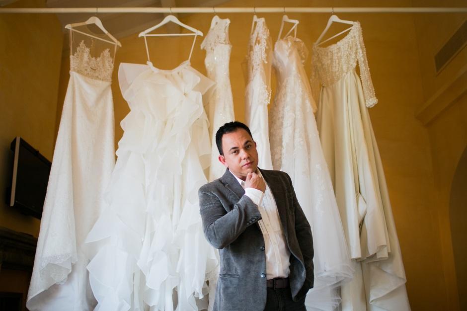 Estilista Fernando Peixoto abre 11º bazar para noivas