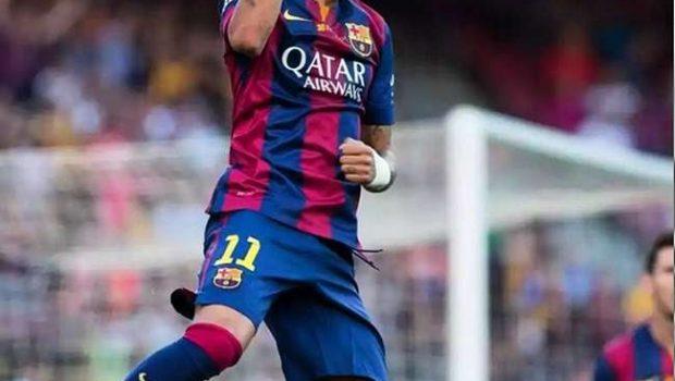 Com 3 de Neymar, Barcelona aplica 6 a 0 no Granada