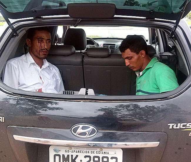 Policiais prendem homens que sequestraram idosa em Jataí