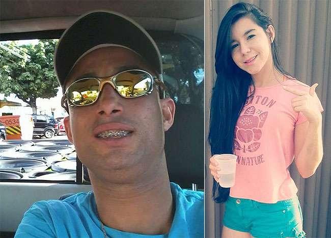 Pai diz que ouviu os tiros que mataram o filho e namorada, em Goiânia