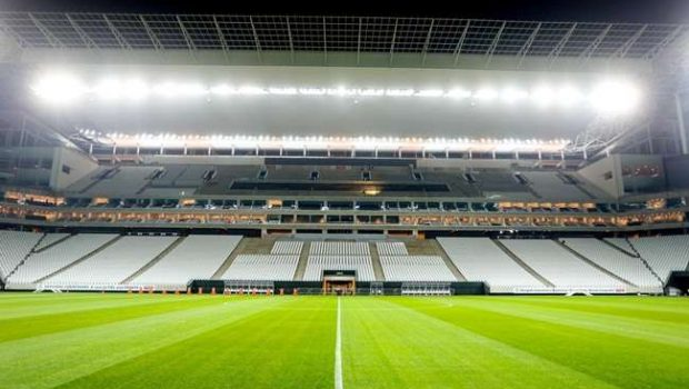 Corinthians processará torcedor que brigou no Itaquerão