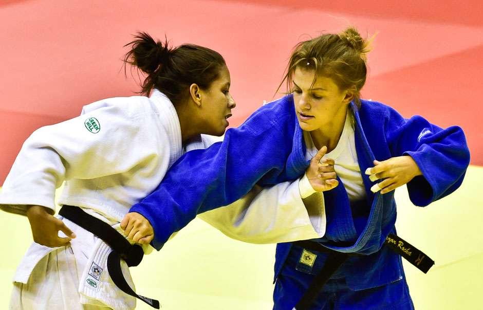 Rio recebe mais de 100 atletas em evento-teste de judô