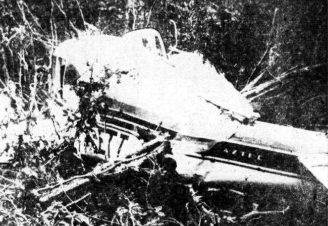 Acidentes aéreos já tiraram a vida de outros políticos