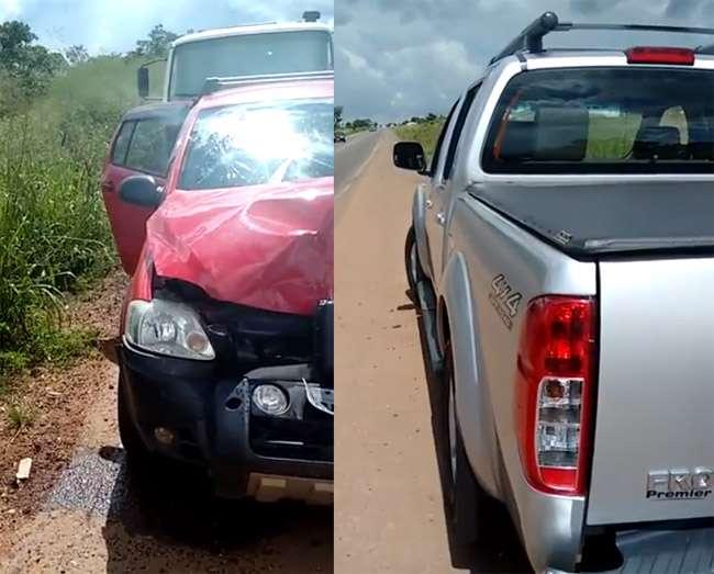 Mulher alcoolizada provoca acidente, foge do local e abandona vítimas feridas
