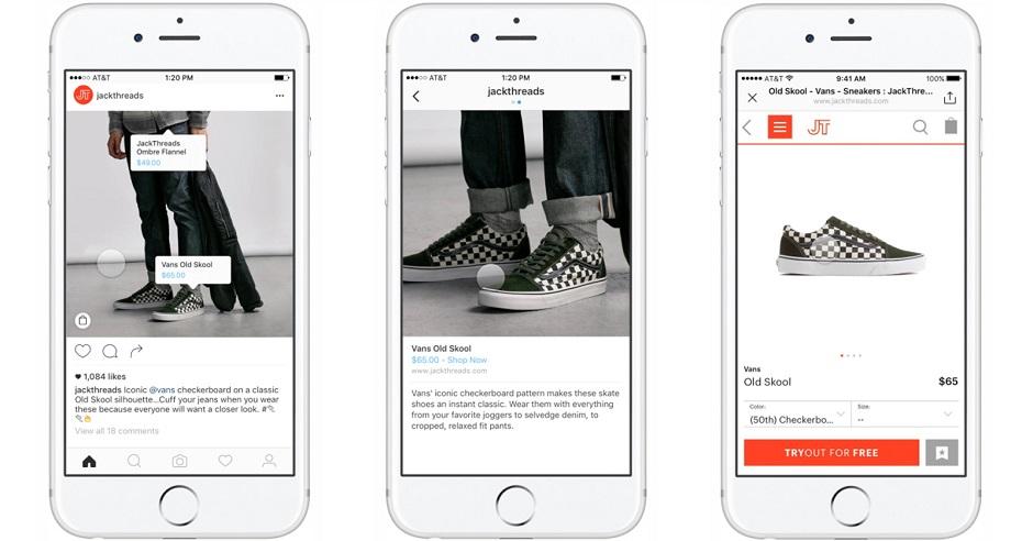 Instagram vai começar a oferecer produtos à venda