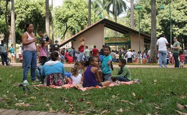Zoo Gyn e Mutirama têm atrações especiais para o Dia das Crianças