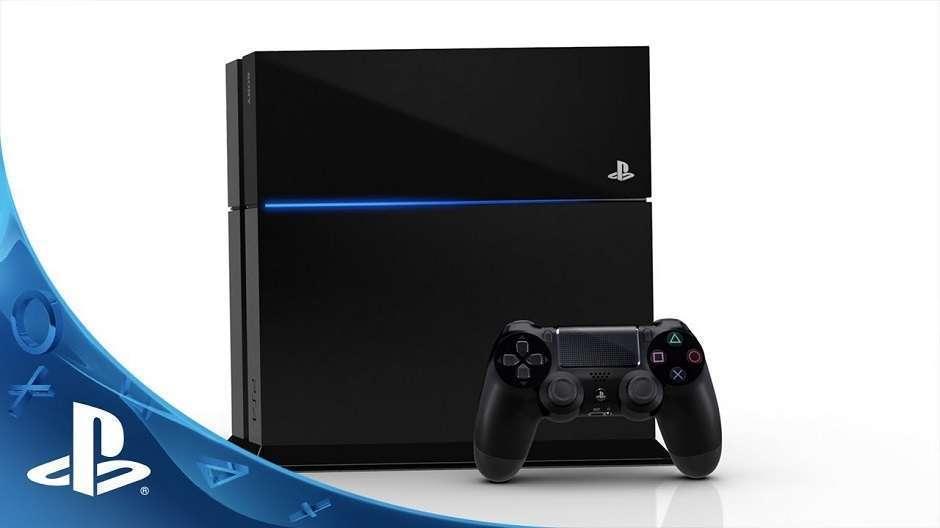 Sony divulga detalhes de atualização do PS4