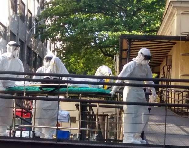 2º exame em paciente com suspeita de Ebola é negativo