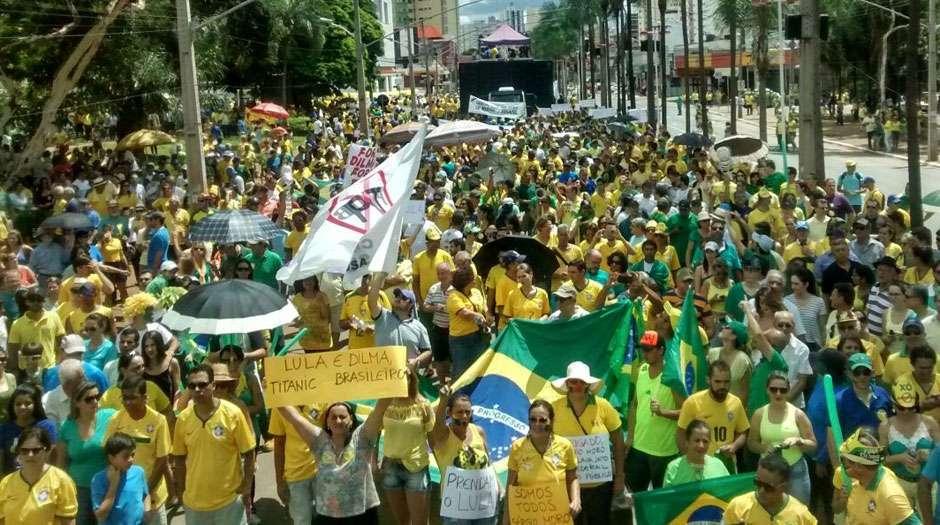 Planalto diz que liberdade de manifestação é própria das democracias