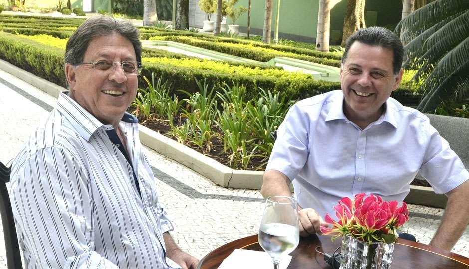 """Marconi: """"Quero ajudar o país com as experiências bem sucedidas que estamos tendo em Goiás"""""""
