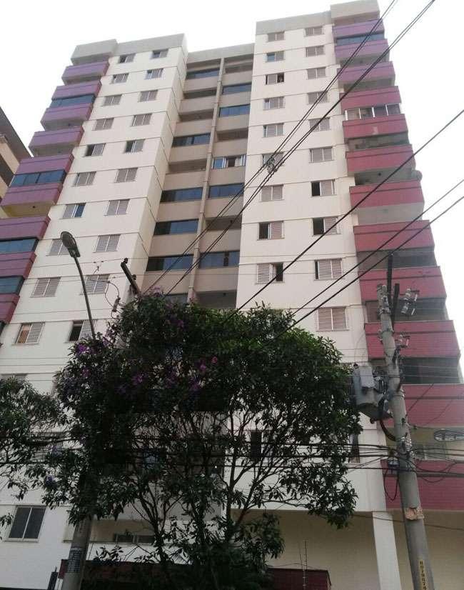 Homem morre após cair do 12º andar de prédio no Setor Bela Vista