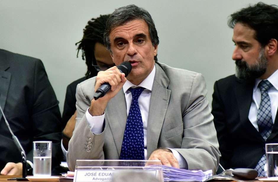 Cardozo: governo pode ir à Justiça contra relatório e procedimentos da comissão