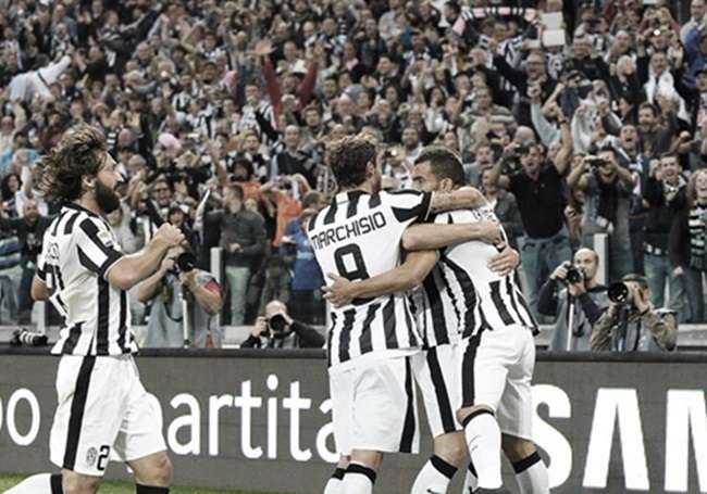 Juventus vence clássico contra a Roma e é única 100%