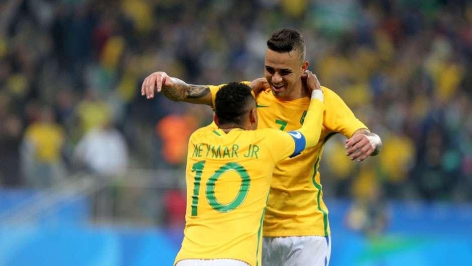 Brasil derrota a Colômbia e está na semifinal olímpica