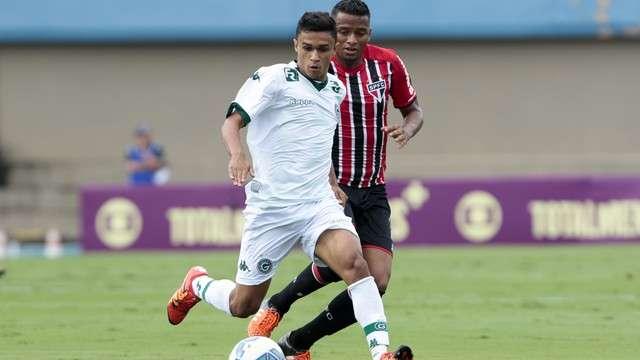 São Paulo rebaixa o Goiás e conquista vaga na Libertadores