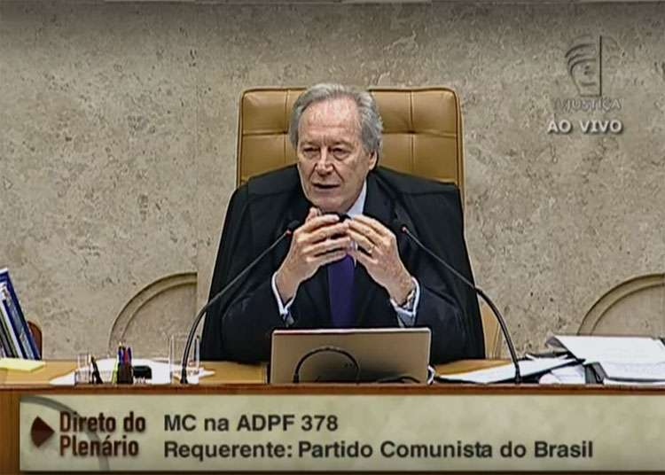 STF derruba chapas avulsas, dá autonomia a Senado e determina votação aberta