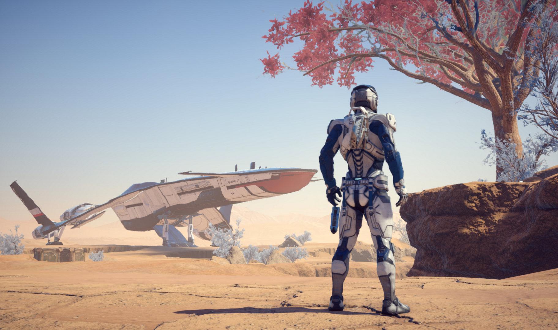 Mass Effect Andromeda ganha novo trailer