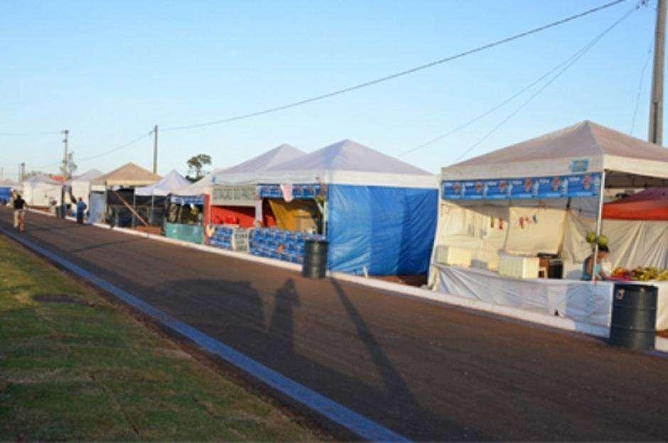 Agetop sorteia barracas para Festa do Divino na segunda