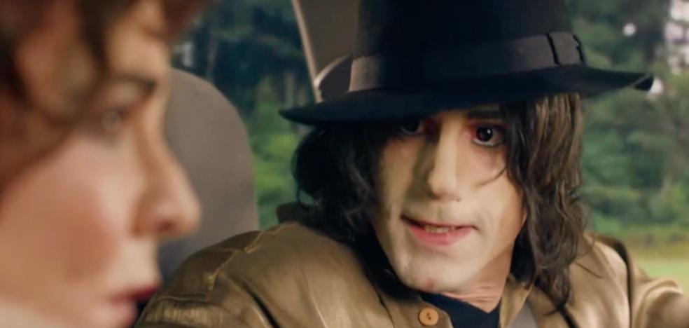 Canal não vai passar episódio em que Joseph Fiennes interpreta Michael Jackson