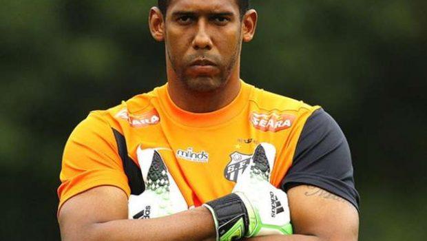 Santos: Lesionado, Aranha está fora do jogo contra o Botafogo