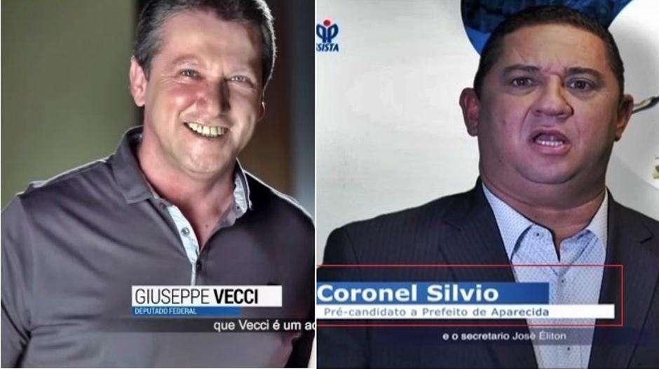 Vecci e Coronel Silvio são acionados por irregularidades na propaganda partidária