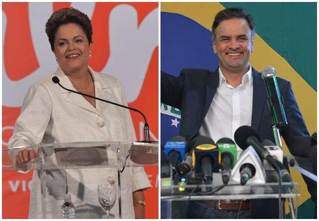 Sensus/Revista IstoÉ: Aécio tem 54,6% dos votos válidos e Dilma, 45,4%