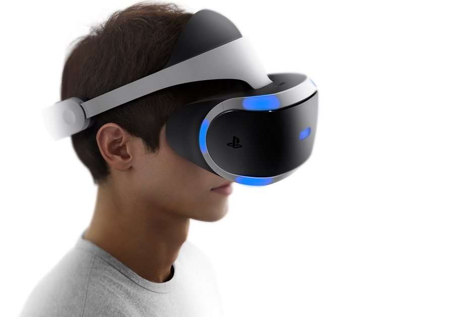 PlayStation VR foi lançado hoje
