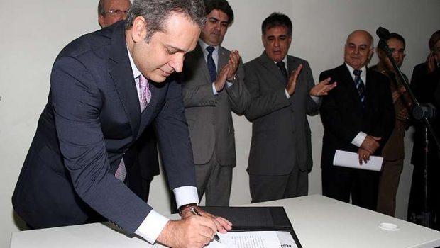 Henrique Tibúrcio assume secretaria de Governo