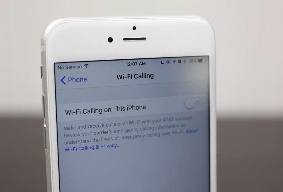 iOS 9.3: clientes Vivo podem fazer ligações via wifi