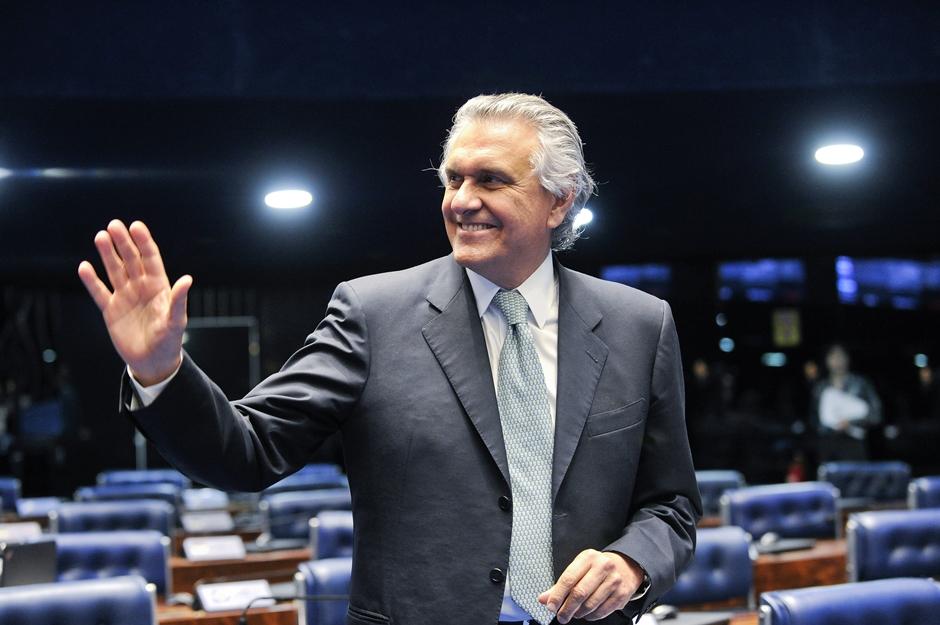 Ronaldo Caiado desponta em pesquisa de intenções de voto para o governo de Goiás