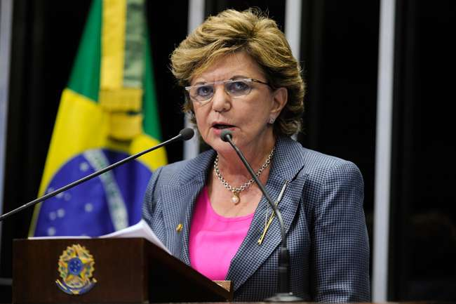 Senadora Lúcia Vânia pode deixar PSDB por boatos de traição partidária