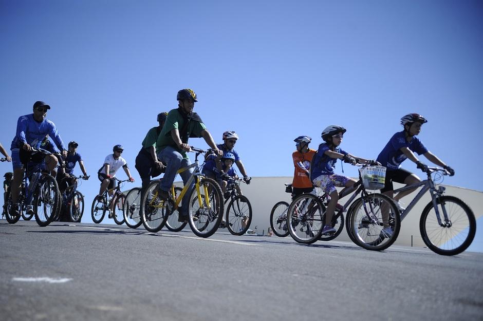 Feriado terá passeio ciclístico em Aparecida de Goiânia