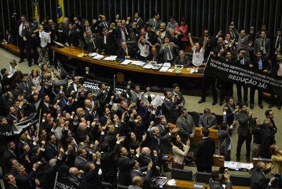 Supremo nega liminar para suspender votação da PEC da Maioridade Penal