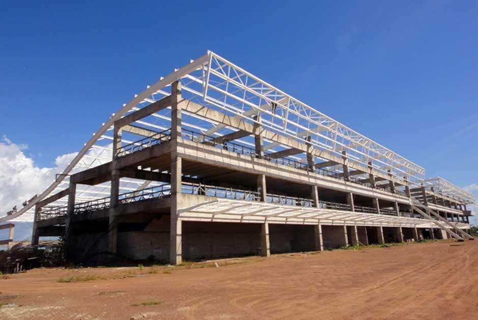 Iniciado um ano antes que terminal de Goiânia, Aeroporto de Macapá está longe de ficar pronto