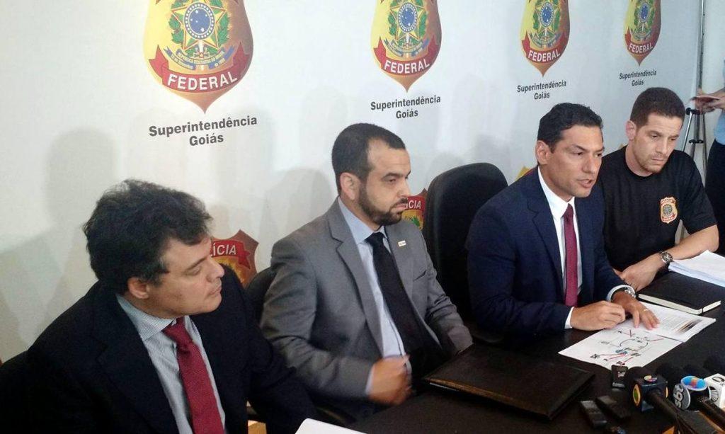 Dinheiro desviado da Saneago teria pago dívidas de campanha do PSDB de 2014