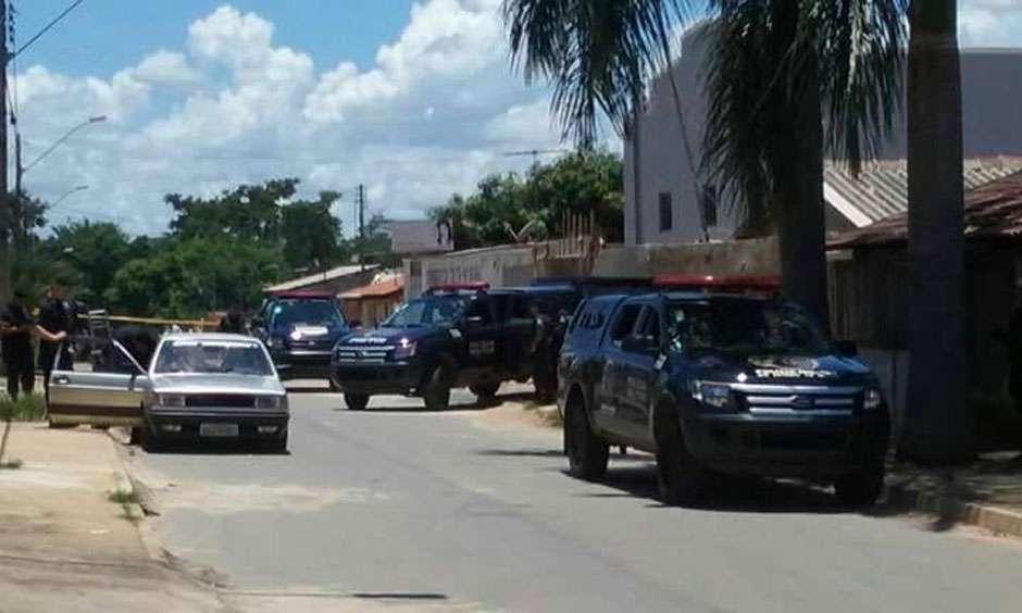 Dois traficantes são mortos em confronto com a Rotam