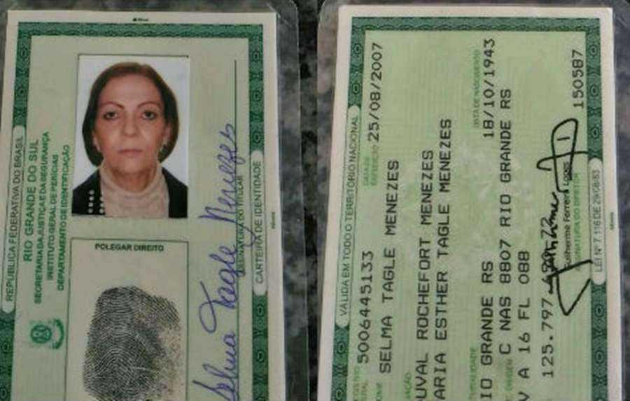 Mulher é presa ao tentar sacar R$ 92 mil usando documento falso