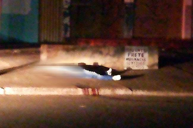 Quatro pessoas foram assassinadas nas últimas 24h em Goiânia
