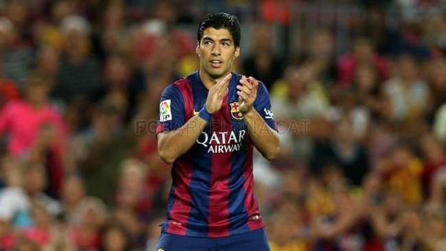 'Não vou morder mais', promete Luis Suárez no Barça